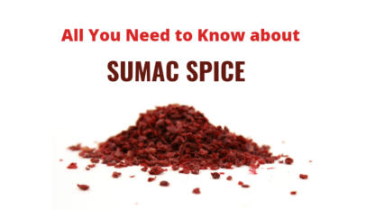 All you need to know about Sumac Spice
